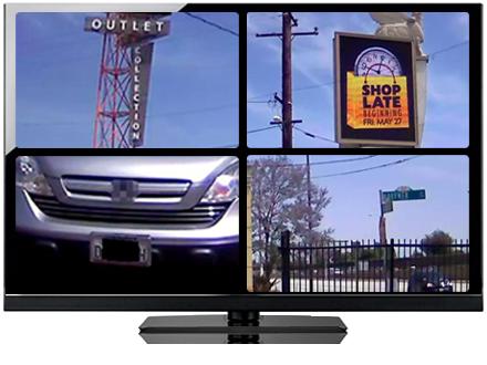 hd sdi security surveillance camera system